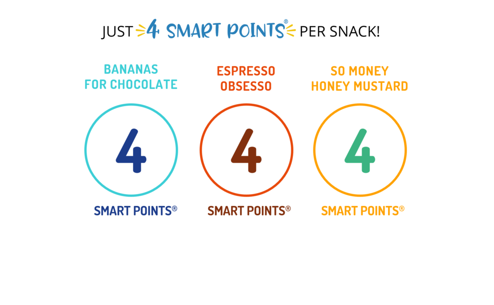 4 smart points per snack pack
