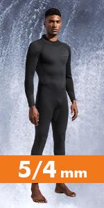 Men 53/2mm Full Wetsuit