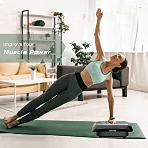 exercise plate