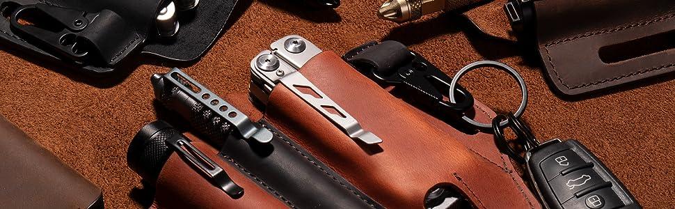 edc leather