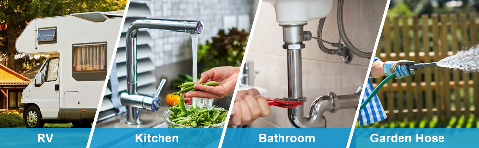 handle adjustable water pressure regulator