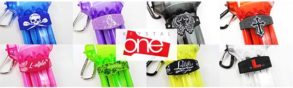 k one dart case plastic easy crystal krystal