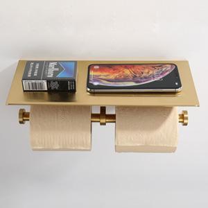 Planform of TP Holder with Shelf for Phone