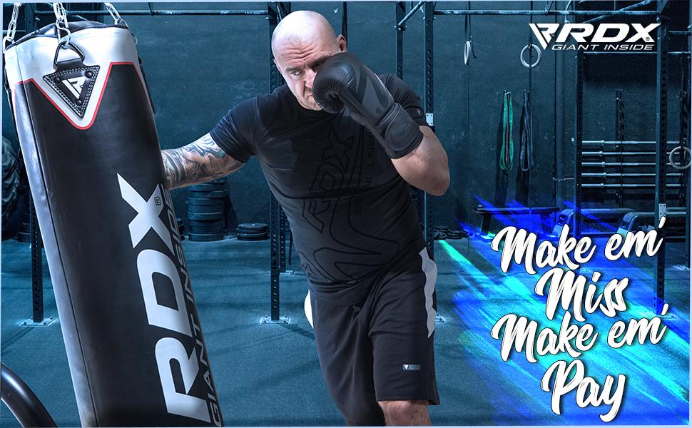 /Saco de Boxeo Pesado Saco de Boxeo Guante Soporte Cadenas Nivel 1/Lucha formaci/ón Conjuntos ONEX Juego de 3/