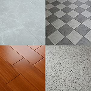 not scratch wood or tile floor surfaces.