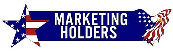Marketing Holders Plastic Literature Holders Art Displays and Retail Racks