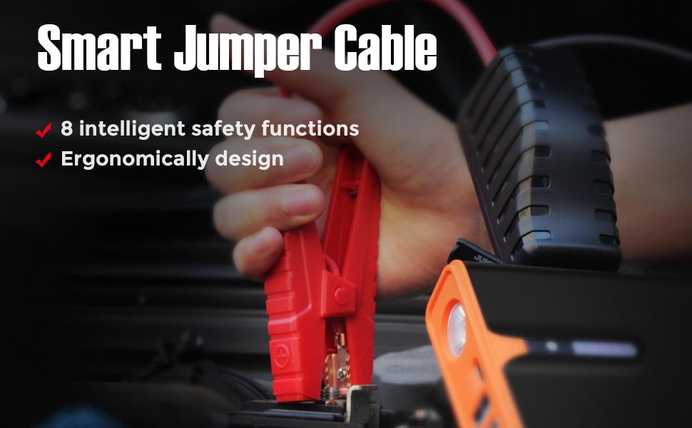 jump starter battery pack
