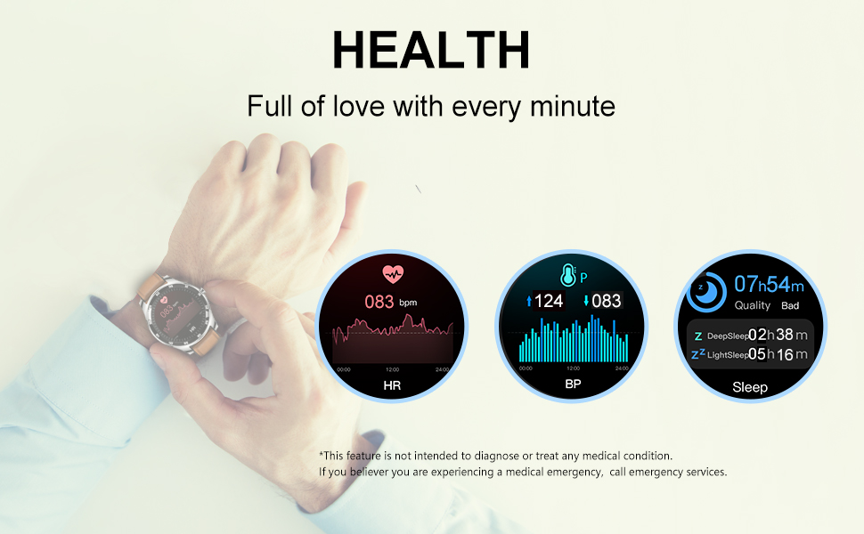 Rogbid GT Smartwatch A+ 11