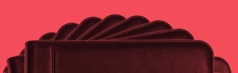 black padfolio