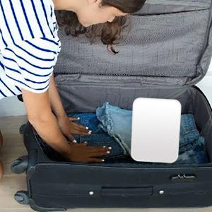 travel comestic portable mirror