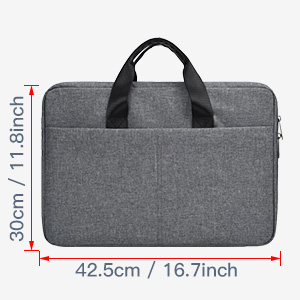 Navitech Canvas Fabric Style Laptop Sleeve Bag Case Cover Compatible with The/HP/Envy x360 15 ar052sa 15.6 inch 2 in 1