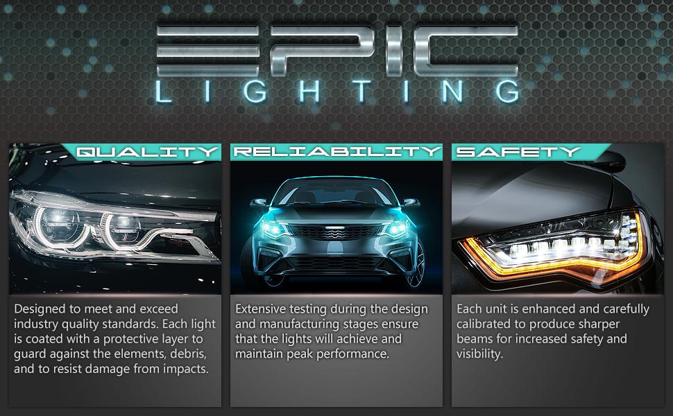 Car Parts Lights Headlight Headlights Tail Light Fog Corner Signal Street Truck Sedan Coupe