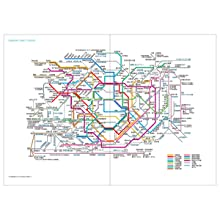 20SDR H 地下鉄路線図