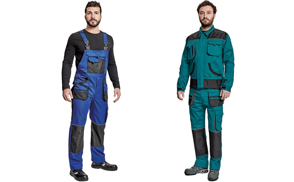 Bermudas Cargo para Hombre DINOZAVR Des-Emerton Pantalones Cortos de Trabajo Duraderos