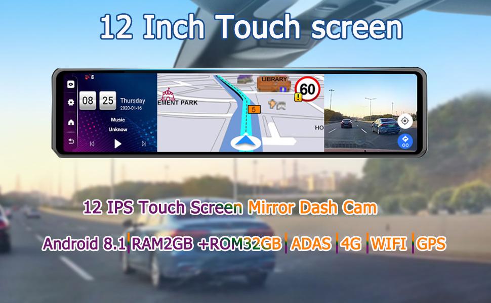 CMC46-4G dash cam