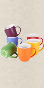 18 oz Coffee Mug Set