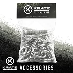 KRATE Tactical Chain Kit