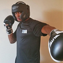 BOXING HEAD GUARD FEATURES