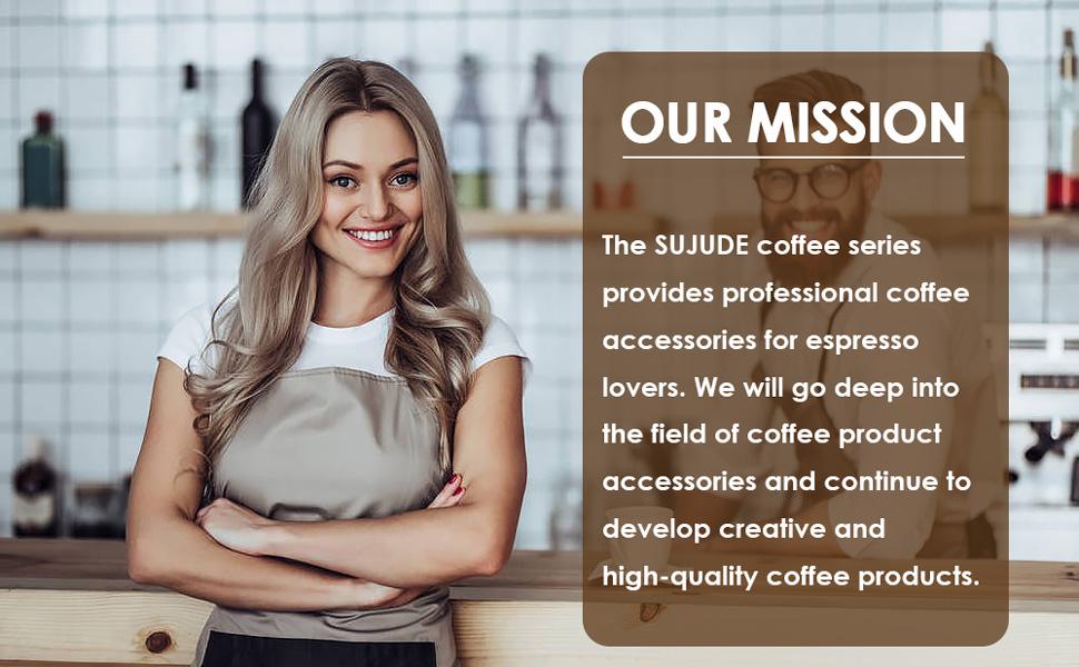 sujude coffee portafilter