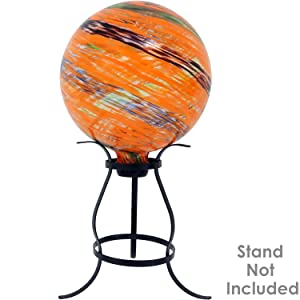 gazing globe on stand (sold separately)