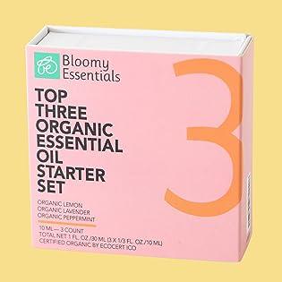 top 3 set organic