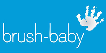 Brush-Baby DentalWipes for Babies | Stage 1 Birth - First Teeth | Suitable from 0-16 Months