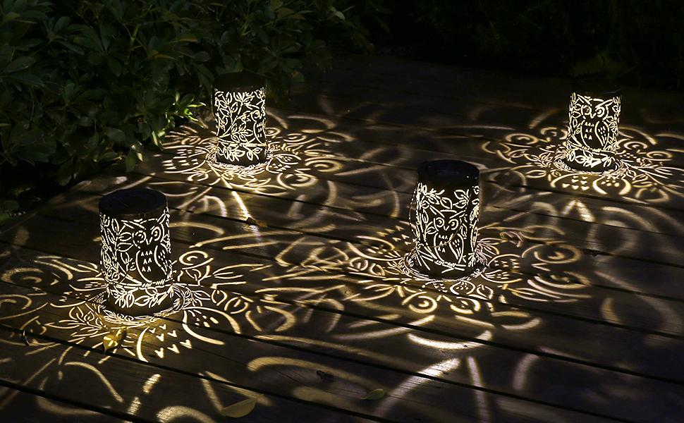 yard lantern