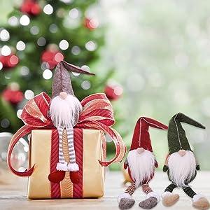 Scandinavian Santa Gnome Tomte
