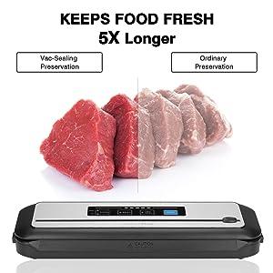 Keep Food Fresh 5X Longer
