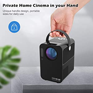proyector portatil, proyector mini, mini proyector, proyector fullhd, proyector 4k, proyector wifi