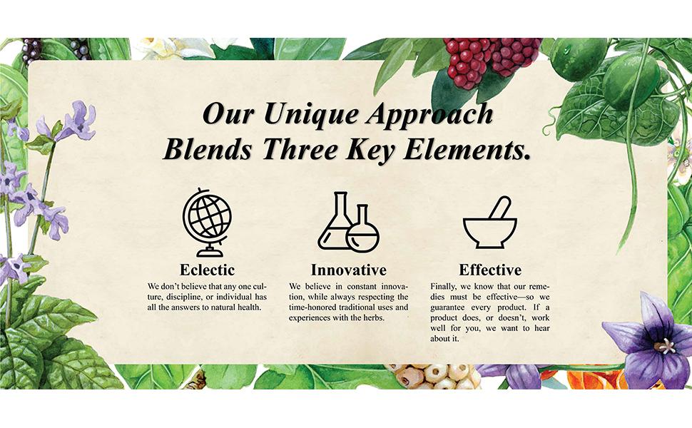 ridgecrest herbals eclectic innovative effective
