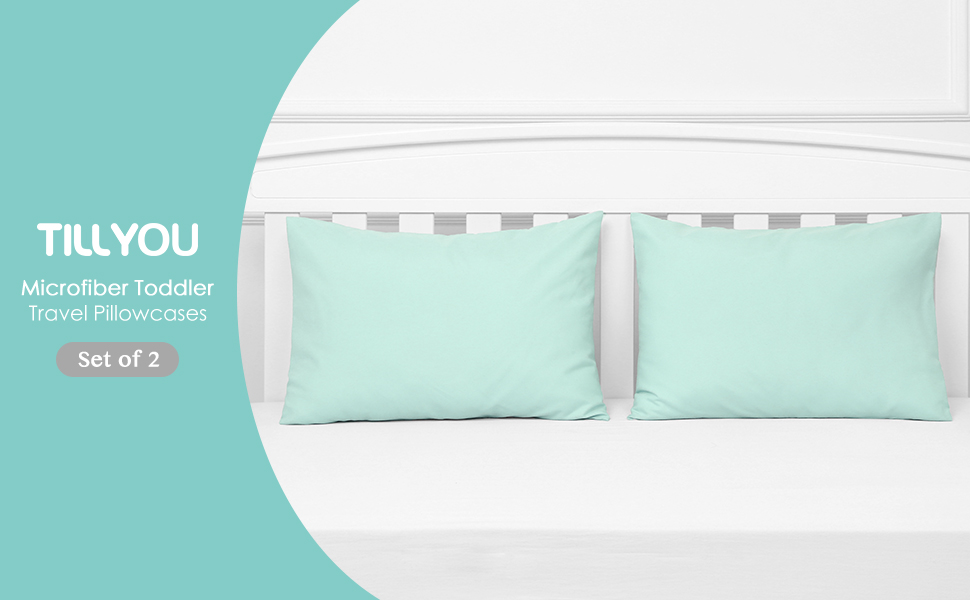 toddler travel pillowcases pillow cases cover