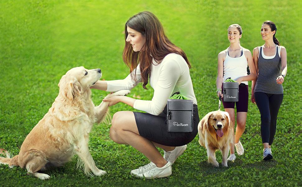 dog training bag