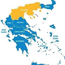 Greece Macedonia Pellas Nature