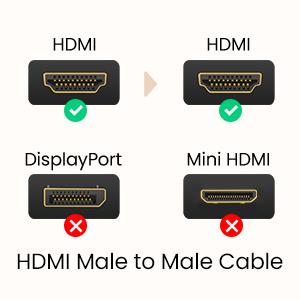 HDMI cord