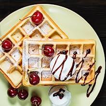 waffle breakfast maker