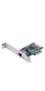 Gigabit Ethernet PCIE NIC
