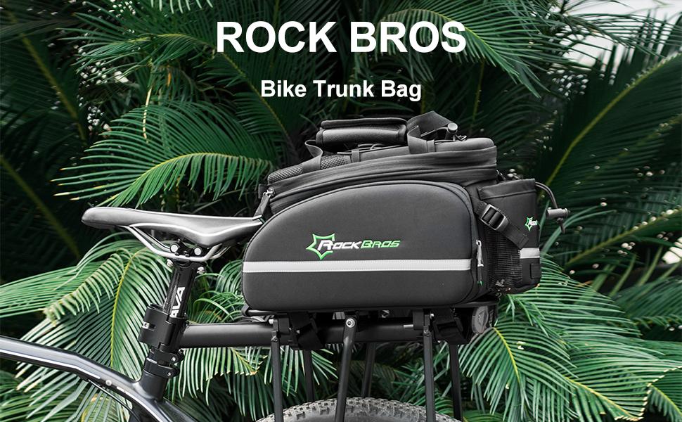 ROCKBROS BIKE TRUNK BAG