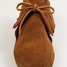 minatonkas minnetonka moc mocc moccasin padded size soft softsole sole suede warm western wide