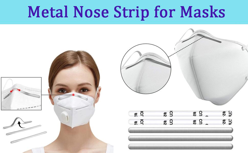 Metal Nose Strip for Masks