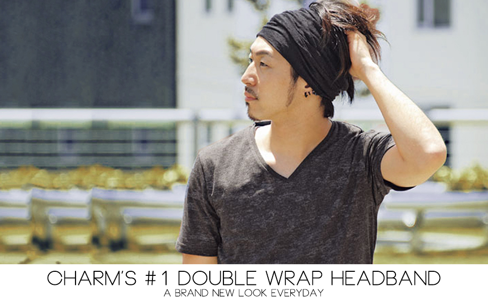 Mens Headbands For Long Hair Amazon