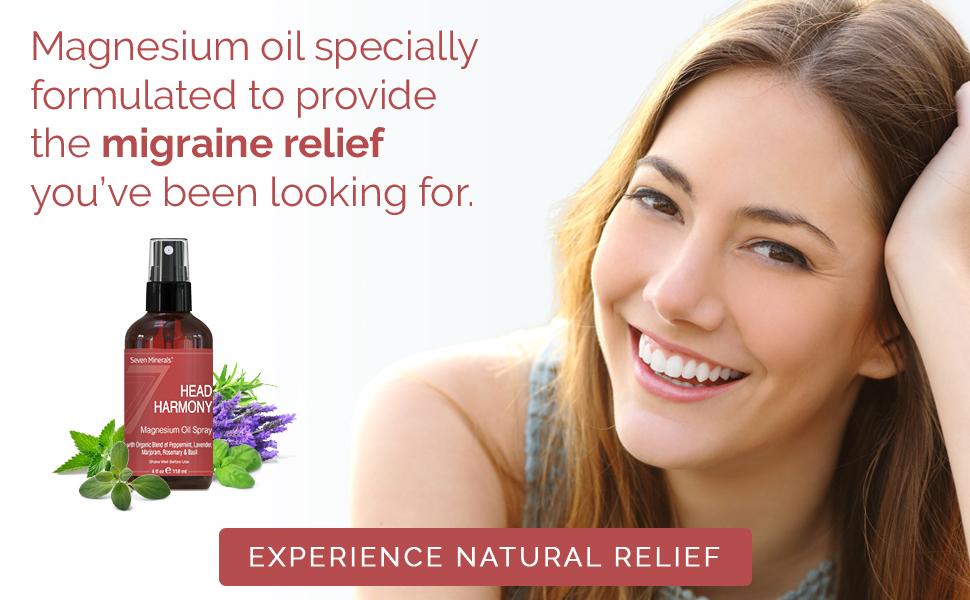 migraine headache relief pain relief