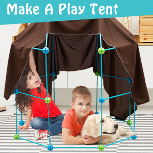 crazy forts for kids