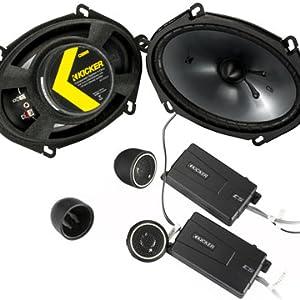 KICKER Performance Audio CS Compoents