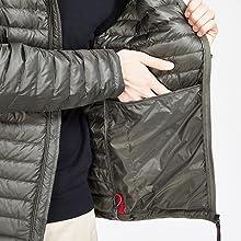 hoode winter coat for men