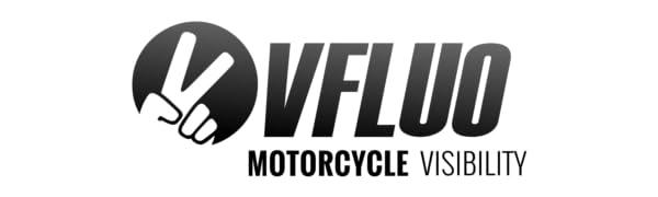 Vfluo Spartan 2er Set Kit 4 Reflektierende Aufkleber Shark Spartan Kompatibel Mit Allen Motorradhelmen 3m Technology Schwarz Auto