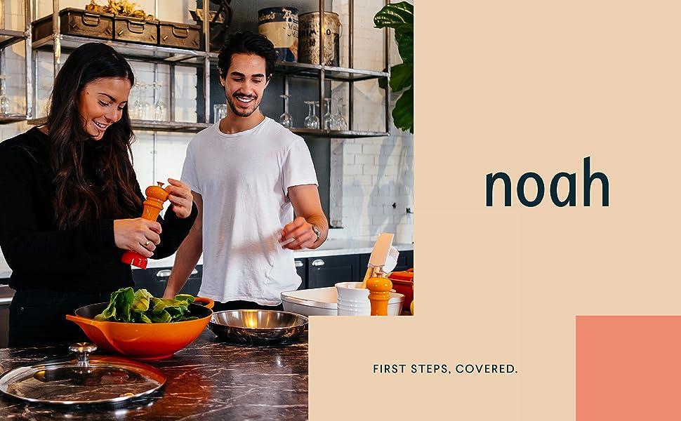 Starter Kit bundle pack kitchenware kitchen homeware utensils pan set basic essentials