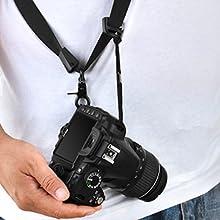 camera strap quick release