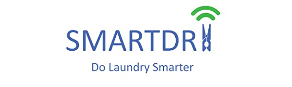 SmartDry, Smart Home, Laundry Sensor, clothes dryer accessory, Wireless Sensor, Laundry, clothes