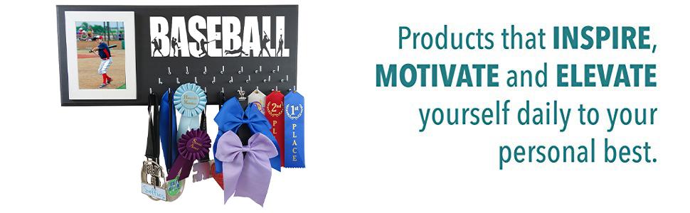 running sports marathon compete medal display awards hanger rack gifts